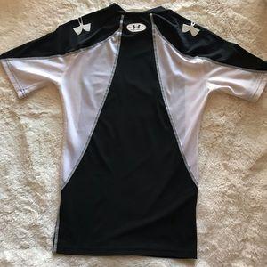 Under Armour Shirts - Under Armour Men's Heat Gear Cycling Shirt Medium